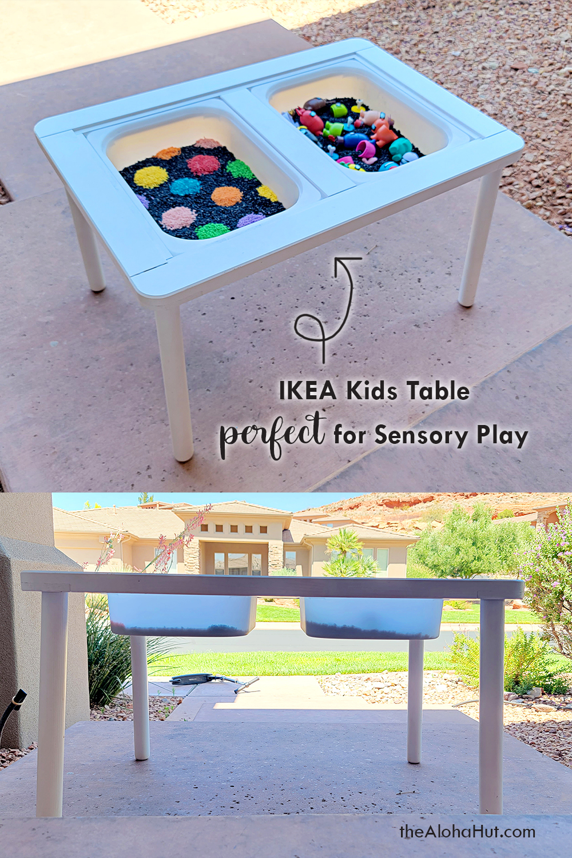 I Spy Among Us Game for Sensory Table