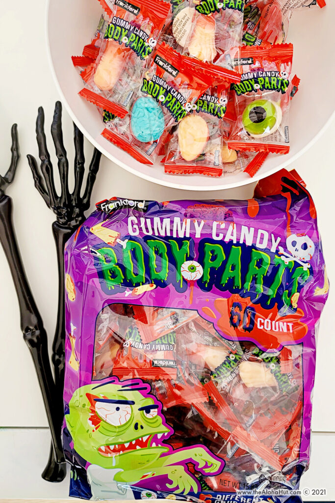Hungry Zombies Halloween Party Game